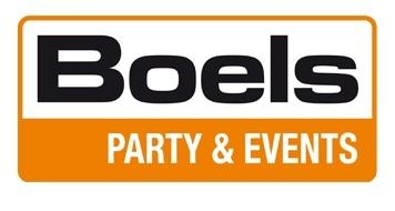 Boels Party Events | Personeel Meubilair Podia Opbouw